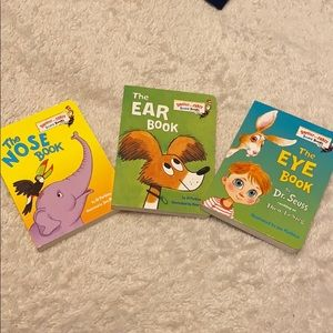 New! Set of 3 Simple, Silly, Sturdy Books